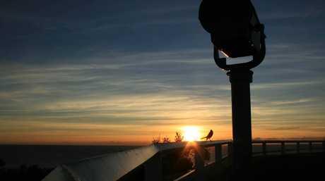 Sunrise at Cape Byron Lighthouse.