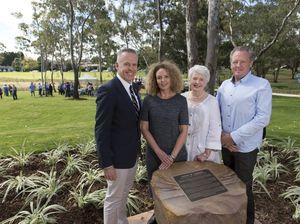 Garnet Lehmann Park basin opens