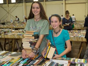 Pick up a bargain at the 2015 Bookfest