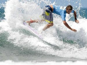 Surfers pumped for Agnes Waters festival