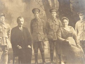 Torbanlea's Madders brothers all fought in First World War