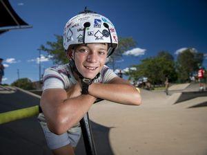 Calliope Skate Park Competition