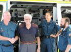 'Miracle man' thanks his neighbour and paramedics