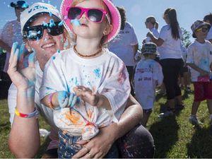 Video: Rainbow Run raises $10k for youth programs