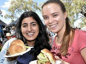 Thousands tuck into tasty Felton Food Festival