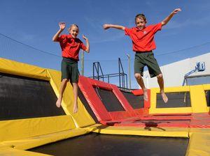 READERS DISCUSS: A trampoline world in Rockhampton