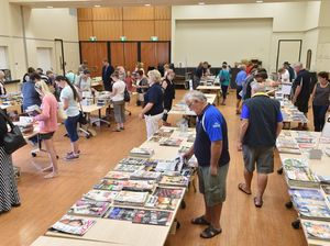 Giant Book Sale in Hervey Bay