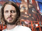 ONE AND THE SAME: A collaboration between Toowoomba community groups has brought world-renowned artist Adnate to Toowoomba.  This mural is on Neil St.