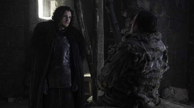 Is Jon Snow dead? Is he???