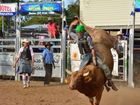 Dust flies for popular rodeo