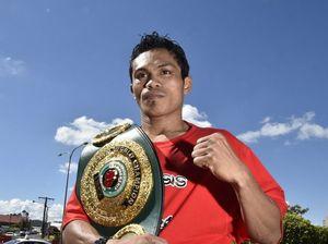 Asis dedicates boxing world title to training partner