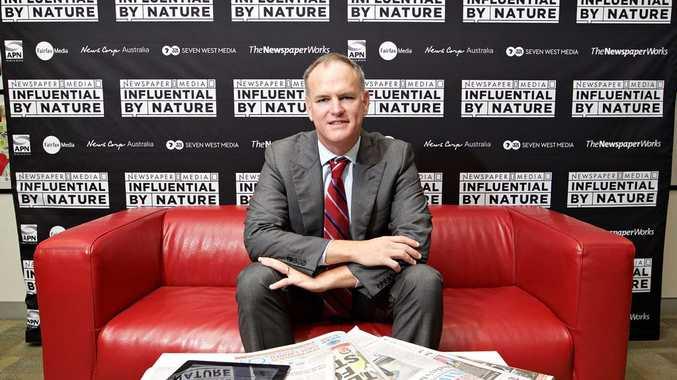 APN News & Media outgoing chief executive Michael Miller