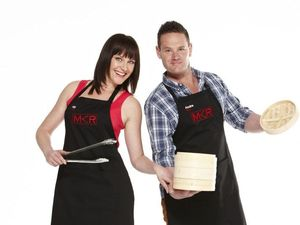 Bittersweet finish for MKR's Kat and Andre