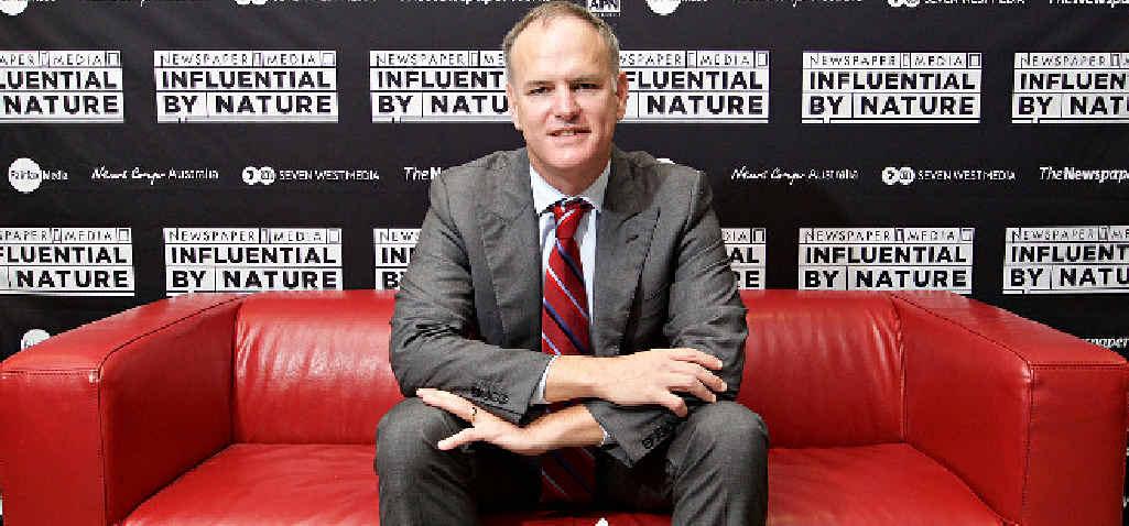 APN Chief Executive, Michael Miller