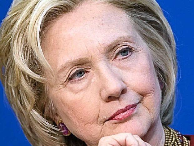 Hillary Clinton.