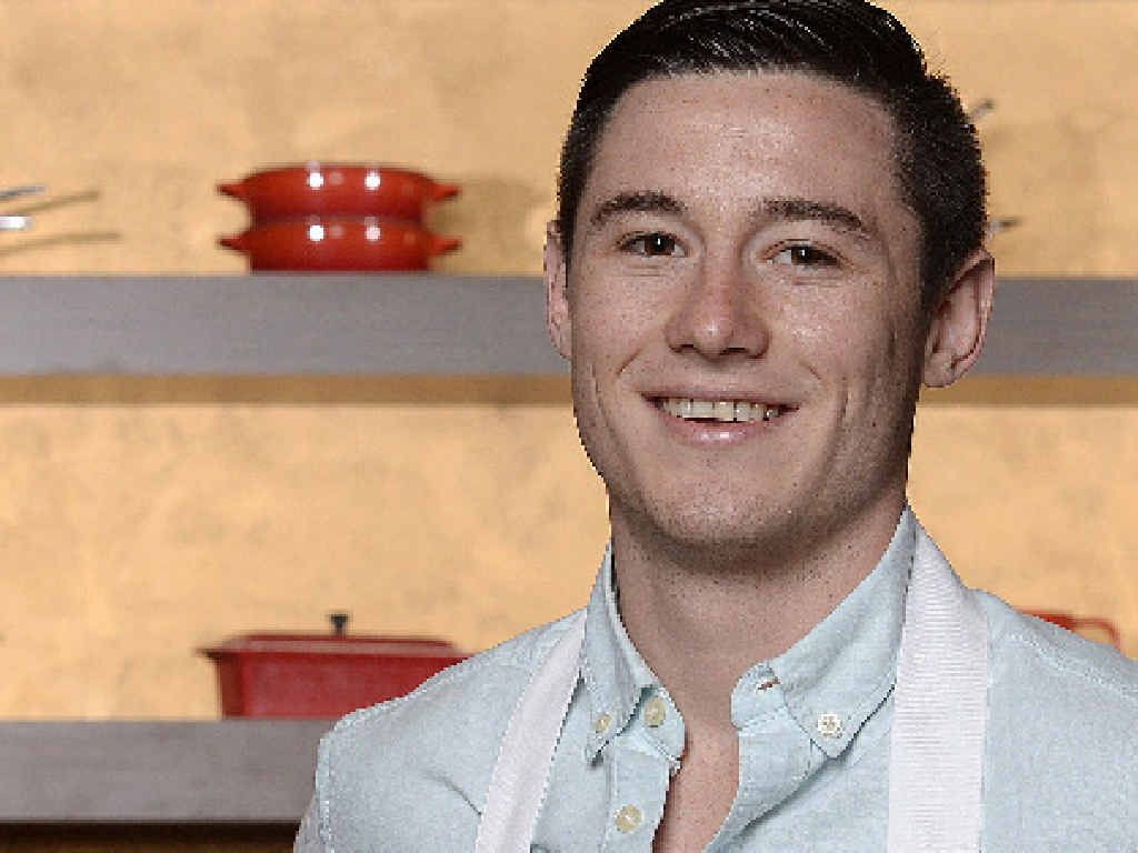 MASTERCHEF HOPEFUL: Toowoomba Grammar School graduate James Bell has been inspired by the fresh produce of the Darling Downs in his cooking.