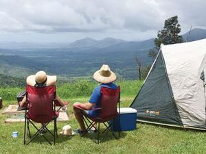 The top camping spots around Mackay