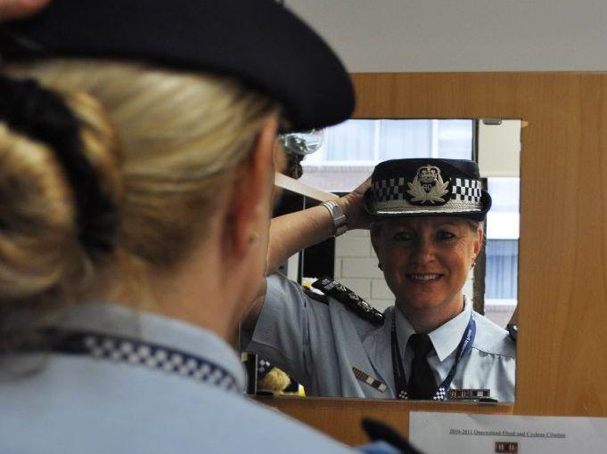 Debbie Platz Chief Superintendent Queensland Police Photo Contributed / APN NewsDesk