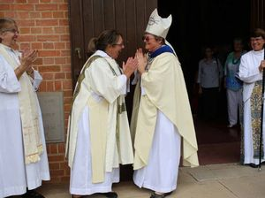 Anglican bishop creates history