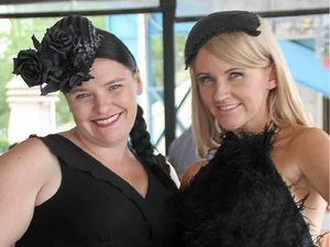 Bets and bubbles: Photos from the Gympie races