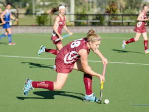 Gympie women turn up Heat in hockey season opener