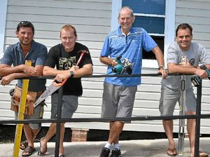 Evans Head men head to Vanuatu for cyclone clean up