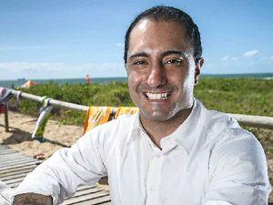 Tannum beach a favourite spot for new councillor