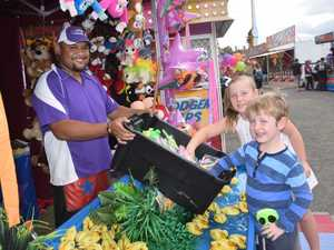 All the action from around the Dalby Show 2015