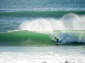 Surf contests thrown into a lay period due to coronavirus