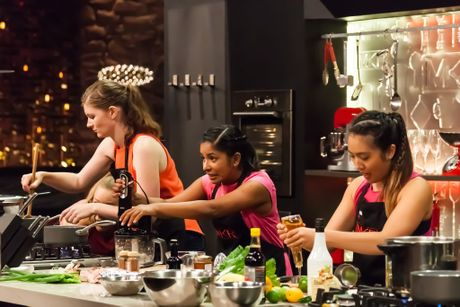 Queensland gals book spot in mkr finals rockhampton for Y kitchen rules contestants
