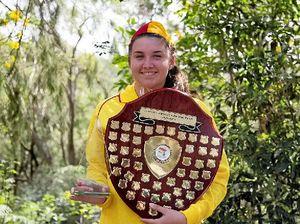Brunswick girl named NSW Female Junior Lifesaver of the Year