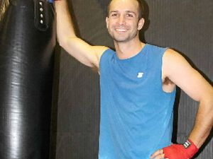 Local support drives boxer McCormack