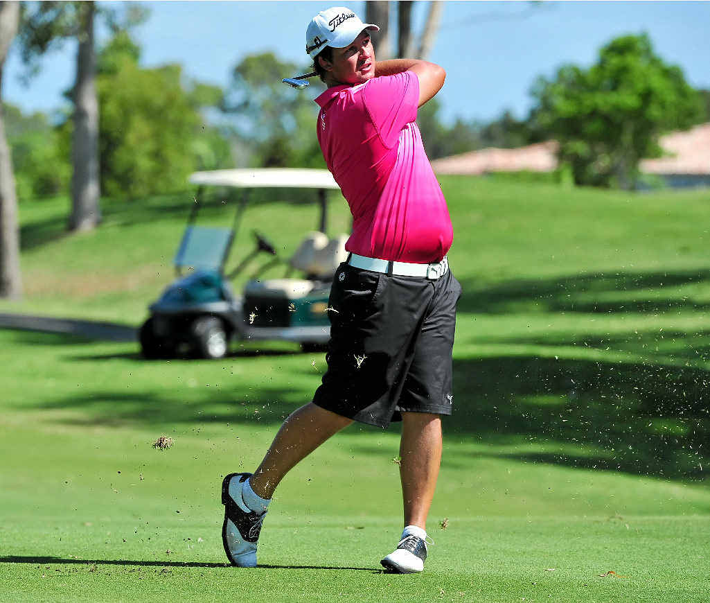 GO FOR A DRIVE: There are a stack of golf courses on the Sunshine Coast, from Par 3s to those of resort standard.