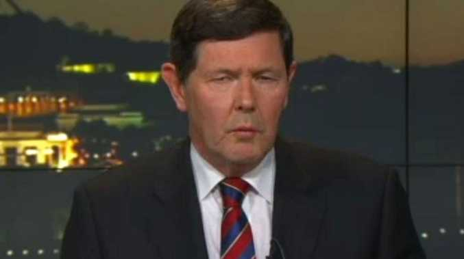 Australian Defence Minister Kevin Andrews appears on ABC.
