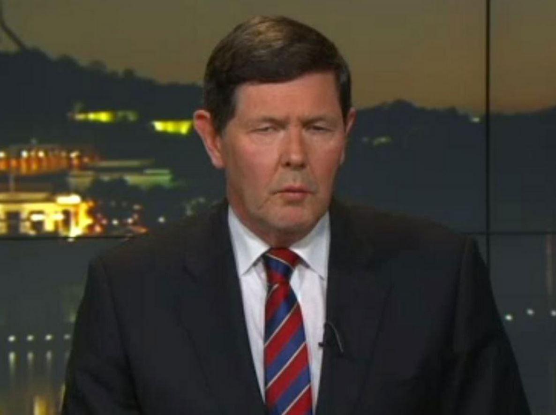 Former Defence Minister Kevin Andrews