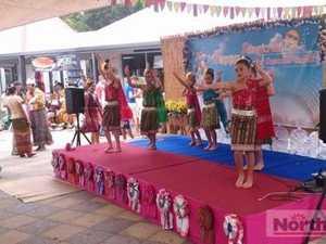 Thai Songkran Festival at SCU
