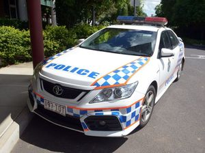 19-year-old allegedly rammed police car with stolen vehicle