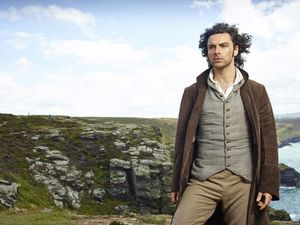 Poldark is handsome series - and not just its romantic star