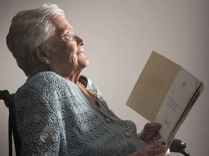 Maclean Lady Melva Law turns 100