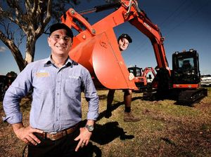 Tradie challenge digs through the test