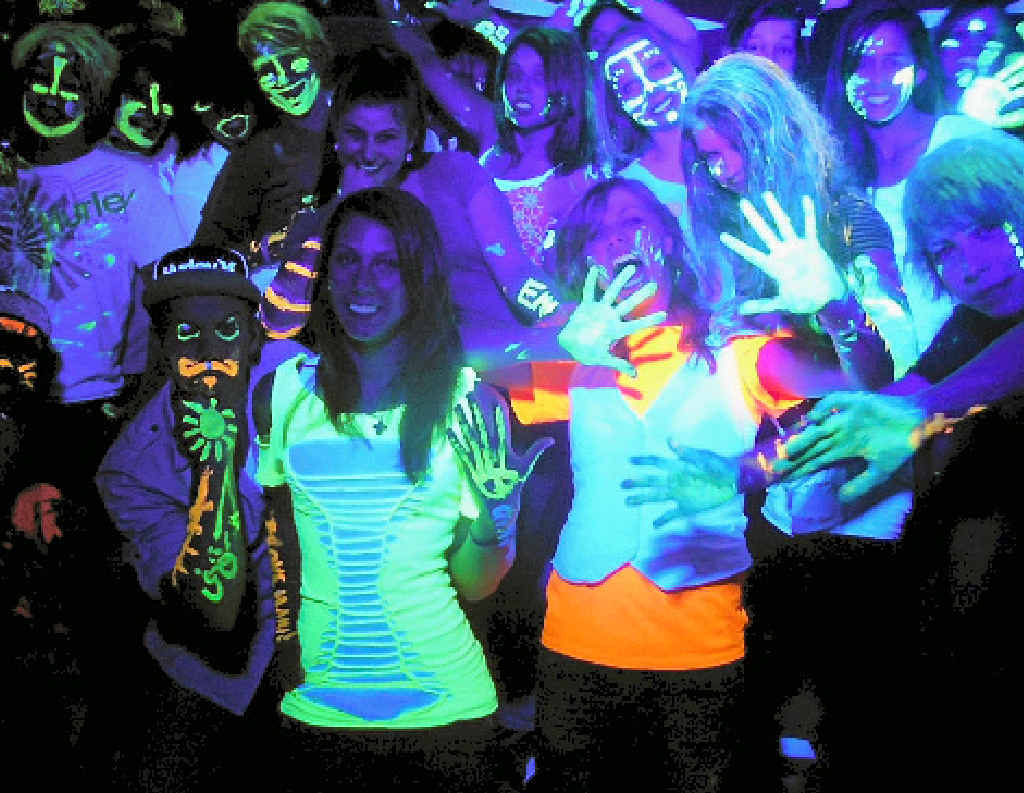 Tannum Sands Hotel will host its first glow party on Friday night.