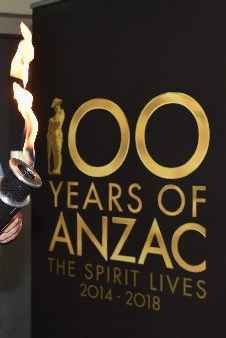 The spirit lives on as we celebrate 100 years since the Anzac campaign began in Gallipoli. Photo: Alistair Brightman / Fraser Coast Chronicle