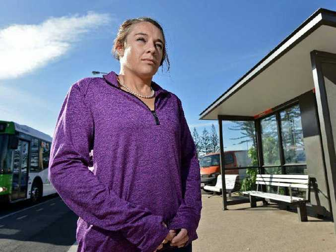 EMPATHETIC: Jessica Venables has helped a young blind boy who appears to have been dropped off at the wrong bus stop