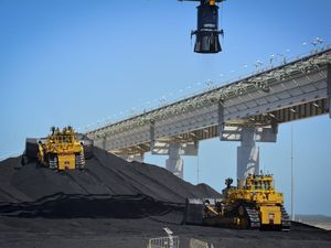 Figures show coal exports up 5% on previous record