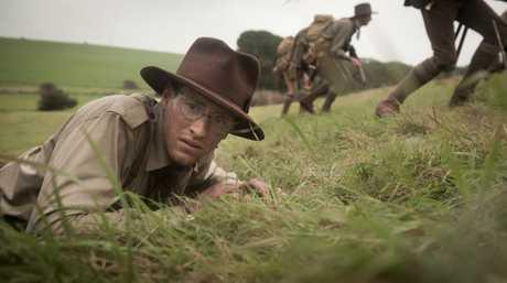 Joel Jackson as Charles Bean in Deadline Gallipoli.