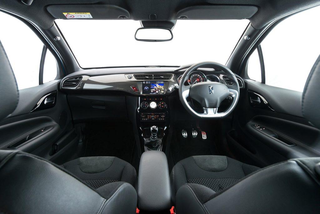 The 2015 Citroen DS3.