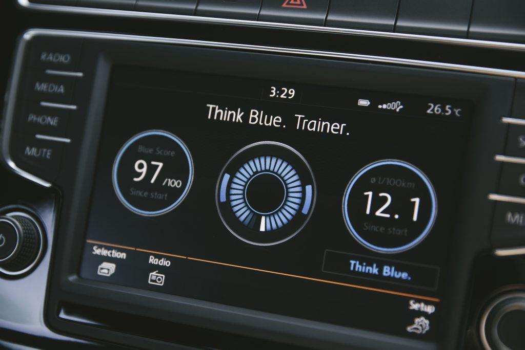 The 2015 VW Polo GTI.