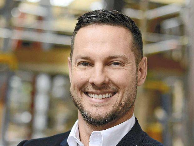 Block judge and interior designer, Darren Palmer.