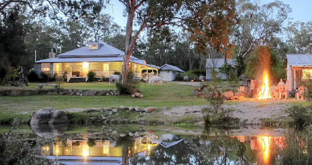 Diamondvale Cottages at Stanthorpe is one of many places to stay while you explore the Granite Belt.