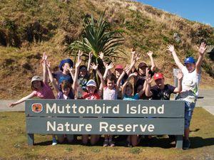 Big send off set to farewell Muttonbird Island fledglings